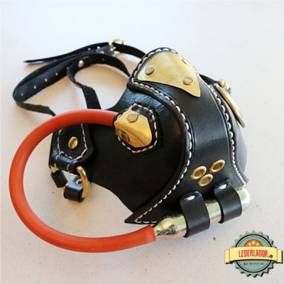 Steampunk Respirator.